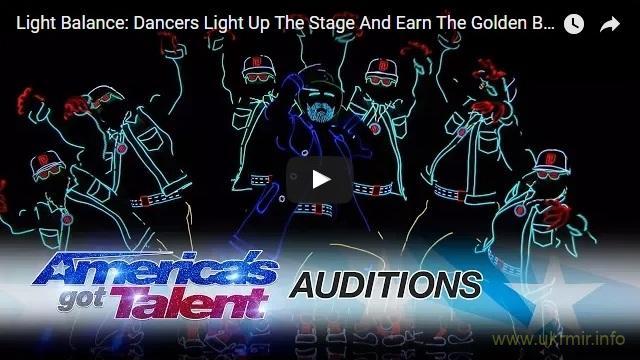 Українська група Light Balance поставила на вуха американців в шоу «Америка має талант»