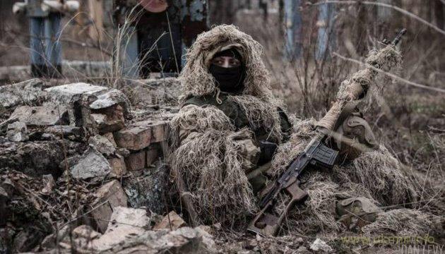 Жительницу Черновцов, которая служит снайпером в Дыре приговорили к 11 годам