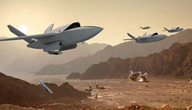 В США перезентовали дальний ударный беспилотник с искусственным интеллектом