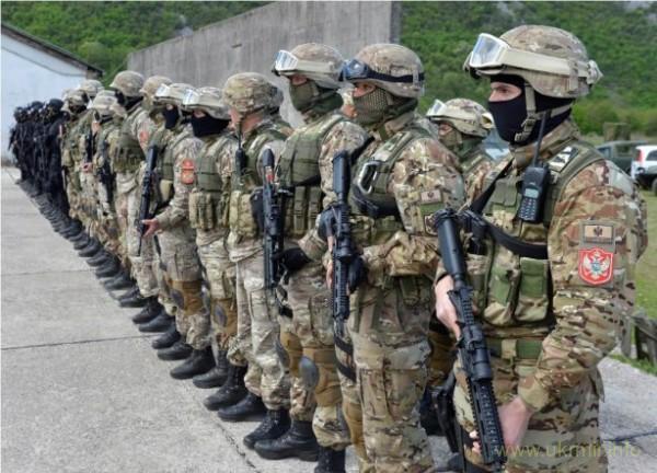 Черногория сегодня официально стала 29-м членом НАТО
