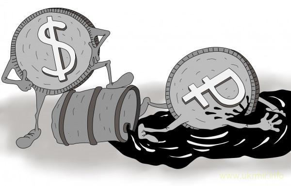 Нефть дешевеет из-за ситуации с Катаром