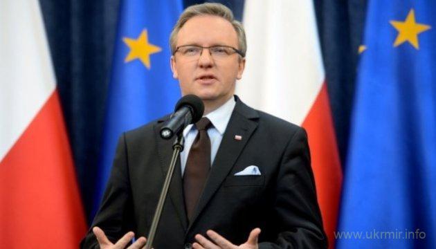 Польша в ООН должна говорить об имперской политике Московии
