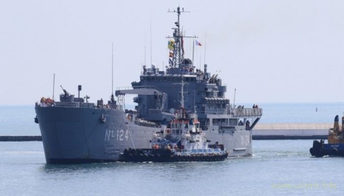 У Чорному морі починаються військові навчання Sea Breeze-2017