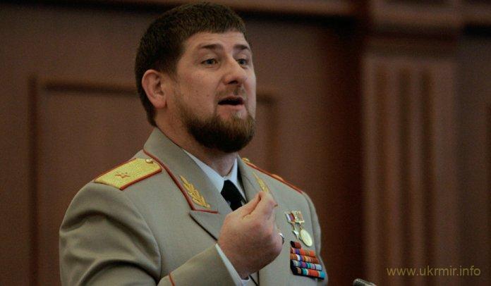 Ряженый клоун Кадыров в интервью западной прессе пригрозил «весь мир поставить раком»