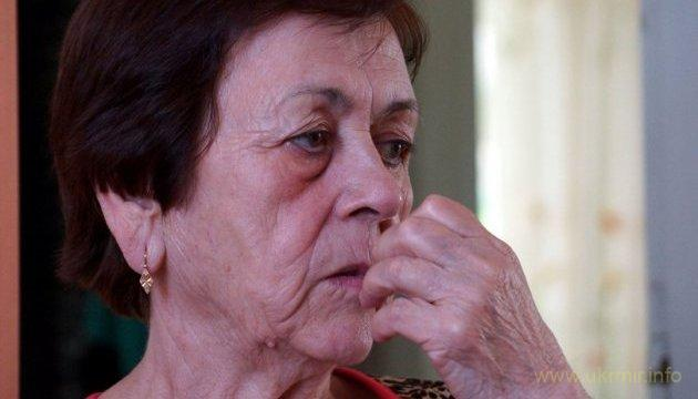 Оккупанты довели до смерти маму политузника Ахтема Чийгоза