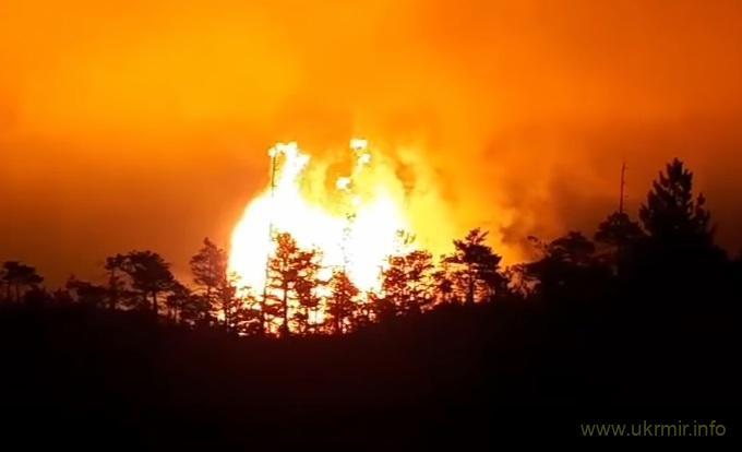 На РФ прогремел мощный взрыв - разорвало газопровод