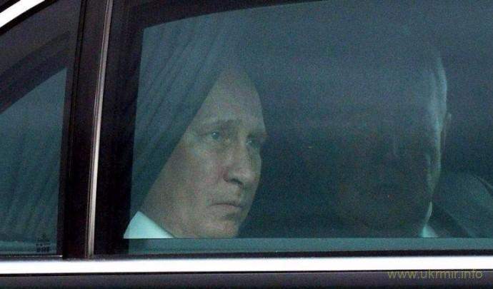 Холодный душ для Путина в Финляндии