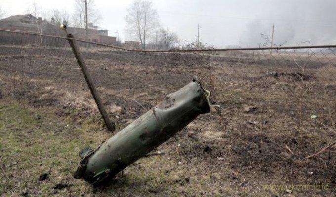 В оккупированной Абхазии взорвался склад боеприпасов