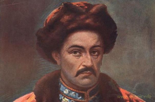 Мазепа — архитектор европейской Украины