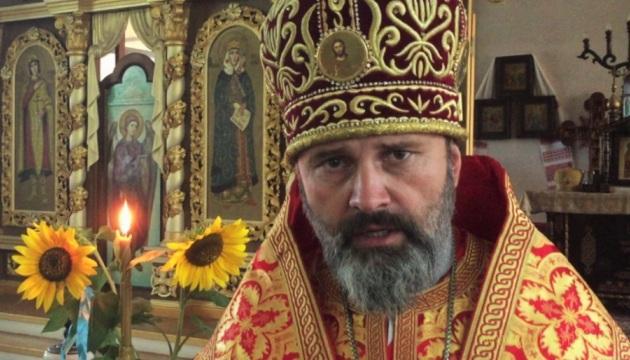 Карателі у Криму заблокували храм Київського патріархату