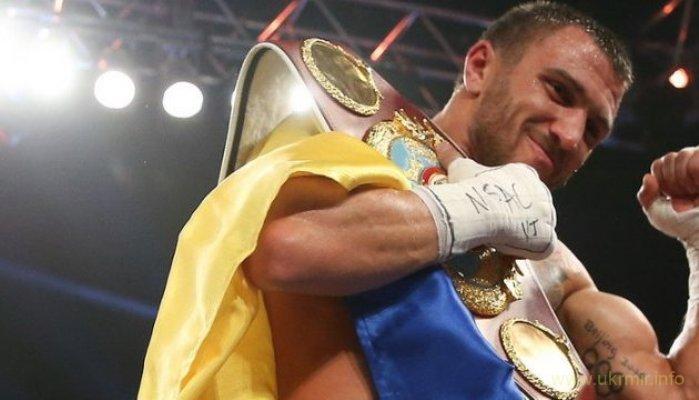 Дважды отправив Марриагу в нокдаун, украинец Ломаченко досрочно победил
