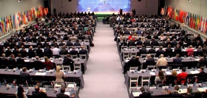 Российскую делегацию вышвырнули из Межд.конференции Конституционных Судов
