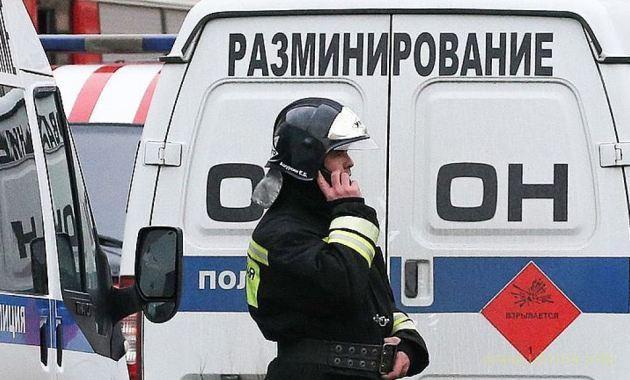 Волны заминирований на РФ: силовикам запрещают рассказывать детали хаоса