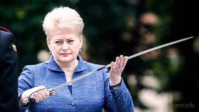 Грибаускайте в ООН: РФ шантажирует, запугивает Украину и ненавидит Запад