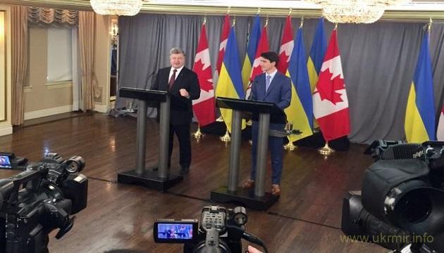 Канада надасть оборонну допомогу Україні