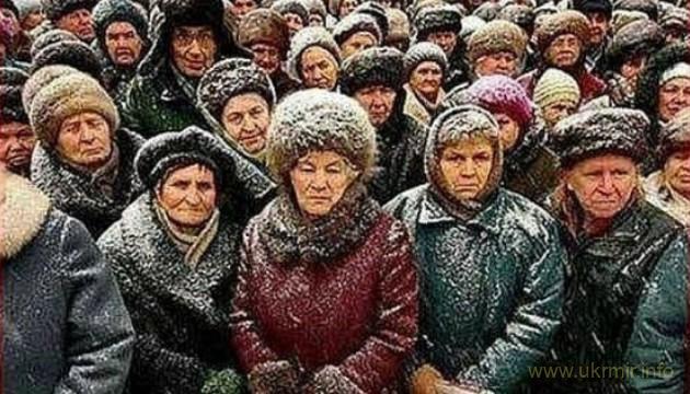 22 млн россиян, проживающих за чертой бедности, стоя аплодируют своему лидеру