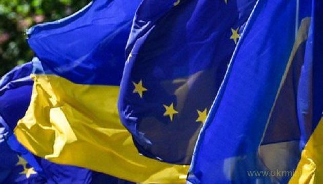 Сегодня ночью вступило в силу Соглашение об ассоциации Украина-ЕС