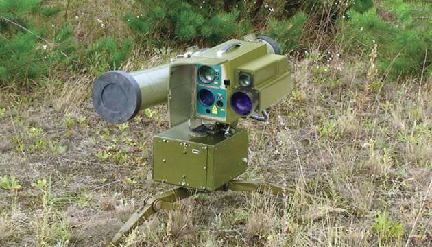 ПТРК «Скіф» може знищити будь-яку бронетанкову техніку