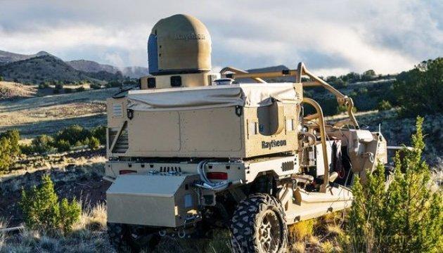Американские военные будут сбивать дроны-шпионы лазерами