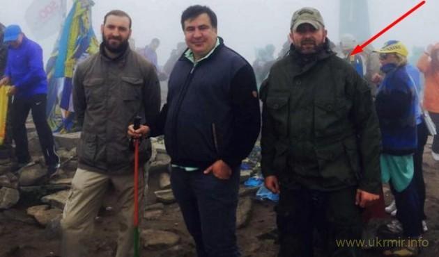 «Я вас убивал и убивать буду до конца»: соратник Саакашвили которого вчера депортировали пообещал убивать украинских евреев