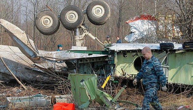 Смоленский теракт: россияне вырезали из отчета запись, указывающую на взрыв