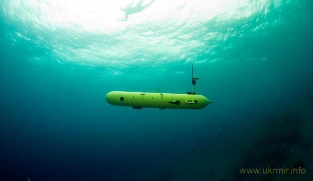 Израиль создал подводную лодку — робота