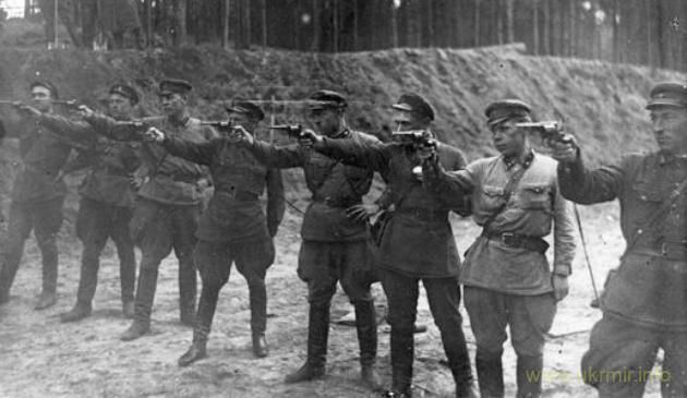 Лимит для расстрелов в УССР составлял 26150 человек, но его увеличили втрое