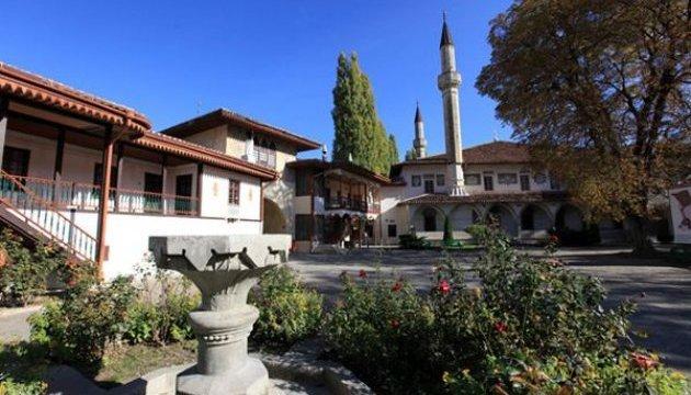 Ханский дворец в Бахчисарае отдан на разграбление Гоблину