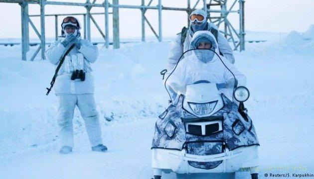 НАТО заявляет о росте военного присутствия РФ в Арктике