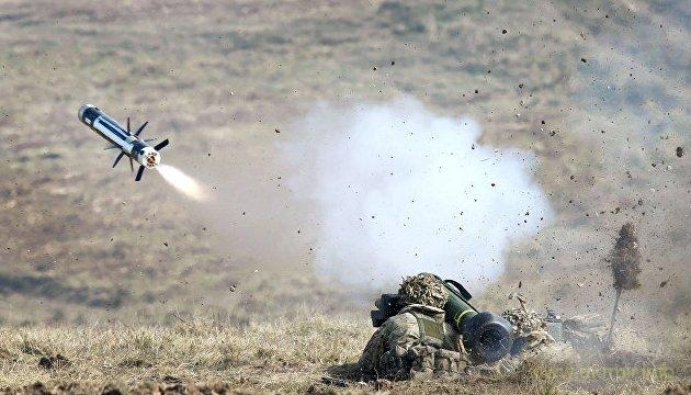 В США утвердили поставку в Украину Javelin на 47 млн. долларов