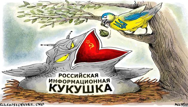 В день подписания указов по геноциду украинцев Интер плюнул Украине в лицо