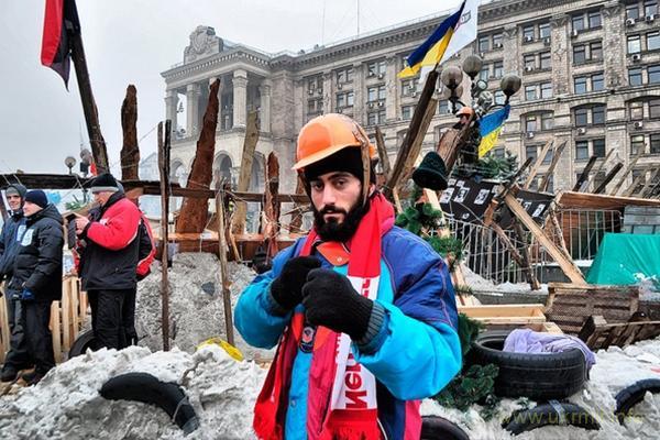 Сегодня в Украине отмечается 4-я годовщина Майдана