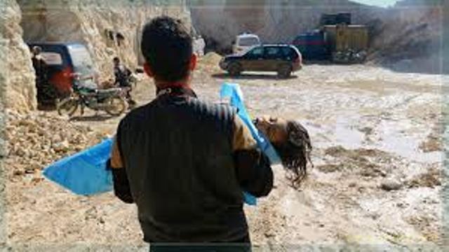 РФ покрывает преступления и мешает ООН расследовать химатаки в Сирии