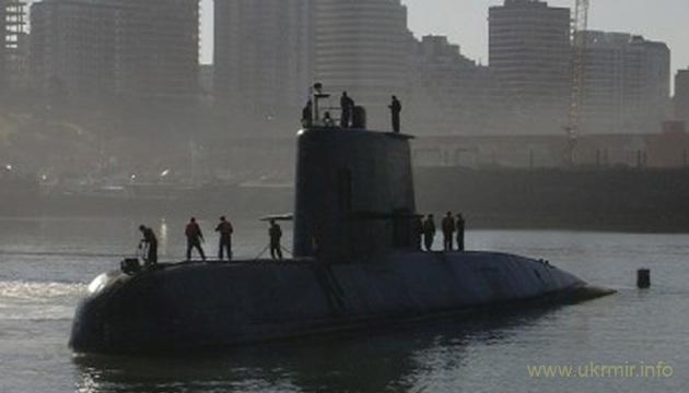 Весь экипаж аргентинской подлодки вероятно погиб от взрыва торпеды