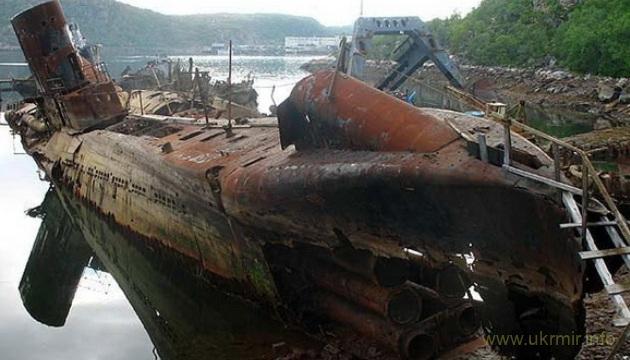 Атомные субмарины РФ останутся без ядерных реакторов
