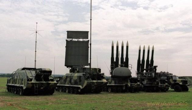 ВСУ испытали управляемые ракеты средней дальности
