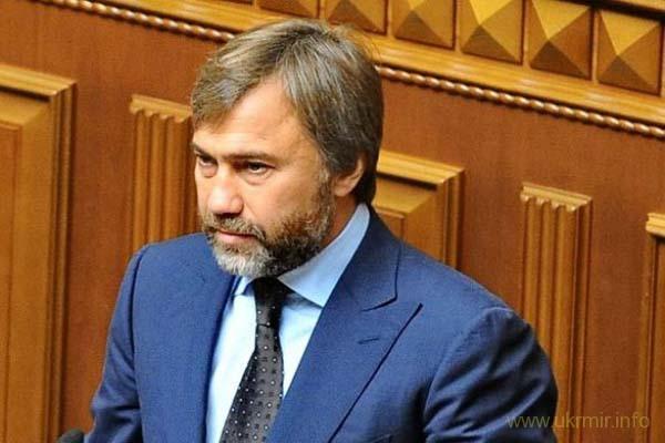 Депутат ВР Новинский требует у Филарета покаяться перед гебистом Гундяевым