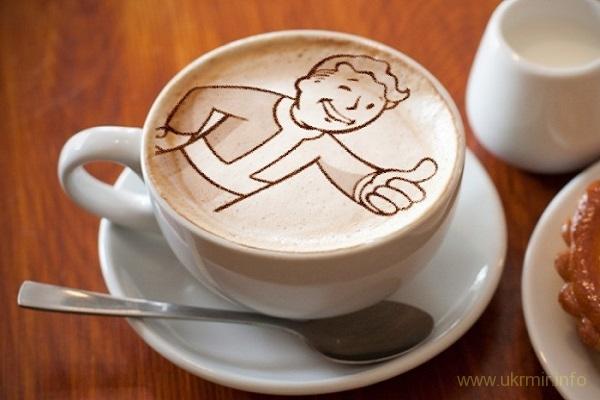Про каву, Порошенка і Саакашвілі...