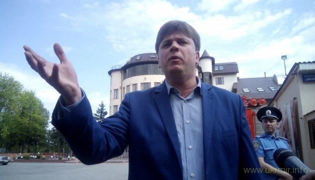 Суд в Харькове арестовал на два месяца проросийского экс-депутата