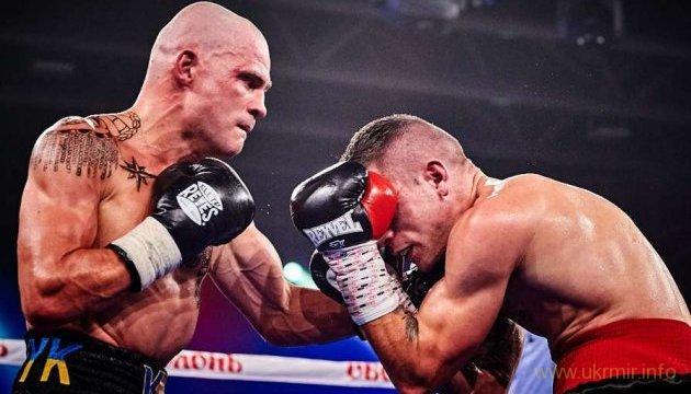Денис Беринчик нокаутировал Валлеспина и завоевал титул WBO Oriental