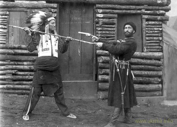 Сколько индейцев убили русские на Аляске