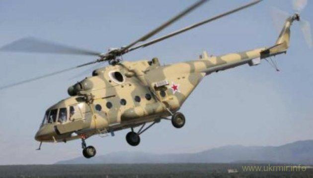 В провинции Хама разбился вертолет ВКС России, убиты 7 офицеров