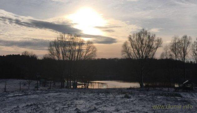 В Україні потеплішає перед Різдвом та Новим роком