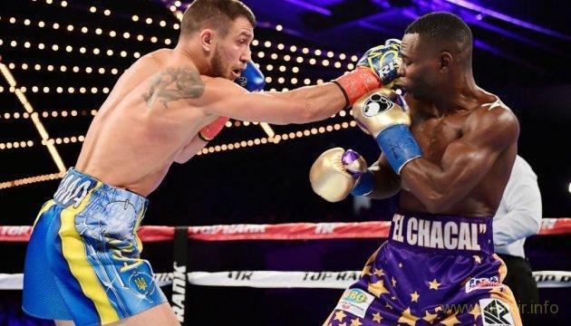 Украинец - лучший боксер мира по версии Fightnews