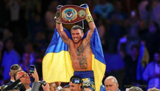 Украинец признан главным победителем 2017 по версии BoxingScene