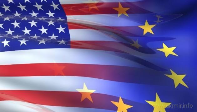 ЕС и США скоординировали позиции по вопросам международной безопасности, включая Украину