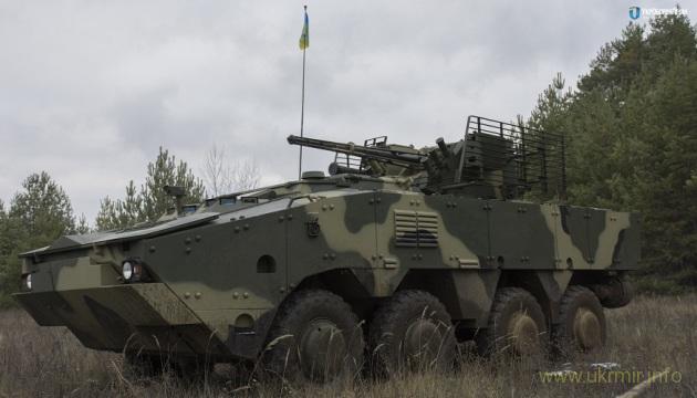 БТР-4МВ1 за стандартами НАТО