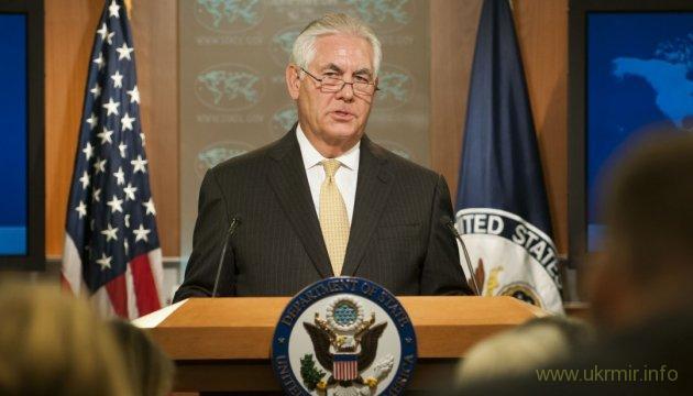 Госдеп, США, Тиллерсон, Україна, госсекретари, российско-американские отношения, русская агрессия в Украине, санкции