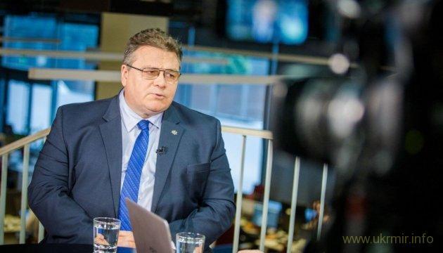 МИД Литвы считает, что во встречах с РФ смысла нет