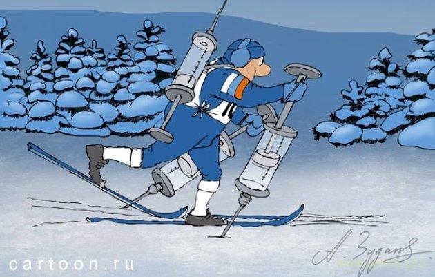 Олимпийский эрзац-чемпион Шипулин без мельдония – 54-е место